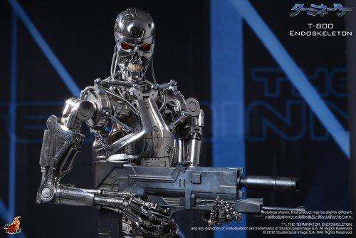 Terminator - Endoskeleton Quarter Scale Figure (japan import) 5