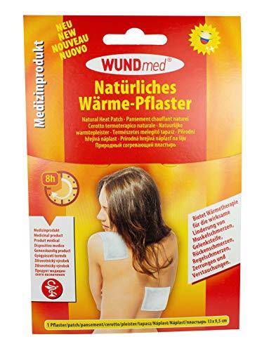 50 Stück Wundmed Wärmepflaster 13 cm x 9,5 cm alle einzeln verpackt