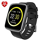 Best montre intelligente - Montre Connectée pour iPhone et Android,Willful SW018 Bluetooth Review