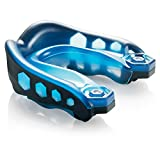 Protége dents Shock Doctor Gel Max, blue/noir, SR