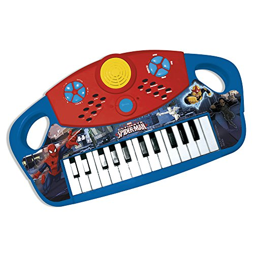 reig-spiderman-562-piano-orgue-electronique-25-touches-spiderman