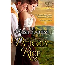 The Irish Duchess (Regency Nobles Series)