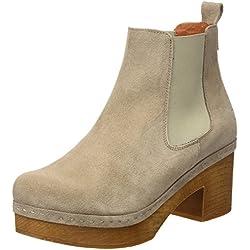 Sixtyseven Damen 77397 Kleid-Schuhe, Beige, 37 EU