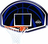 Lifetime Rookie Backboard Basketball Bunt M