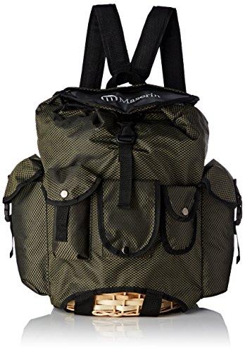 Ce sac à dos est la réalisation de la manufacture Maserin. Ce sac vous rendra de précieux services lors de vos cueillettes de champignons. La composition de sac à dos pour champignons se décline par 6 poches de rangement et d'un panier en osier intér...