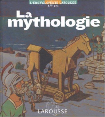 La mythologie par Thérèse de Chérisey, Vanessa Henriette