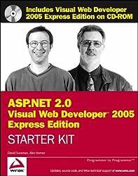 Wrox's ASP.NET 2.0 Visual Web Developer 2005: Express Edition Starter Kit (Programmer to Programmer)