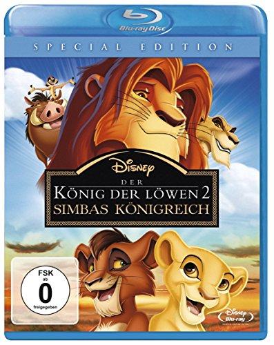 Der König der Löwen 2 - Simbas Königreich [Blu-ray] [Special Edition]