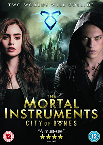 The Mortal Instruments: City of Bones [DVD] [UK Import]