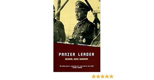 Buy Panzer Leader Book Online at Low Prices in India | Panzer Leader