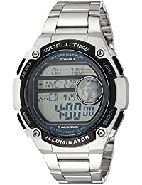 Casio Youth Digital Black Dial Men's Watch-AE-3000WD-1AVDF (D137)