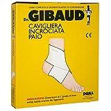 Dr. Gibaud cavigliera incrociata paio tg.10