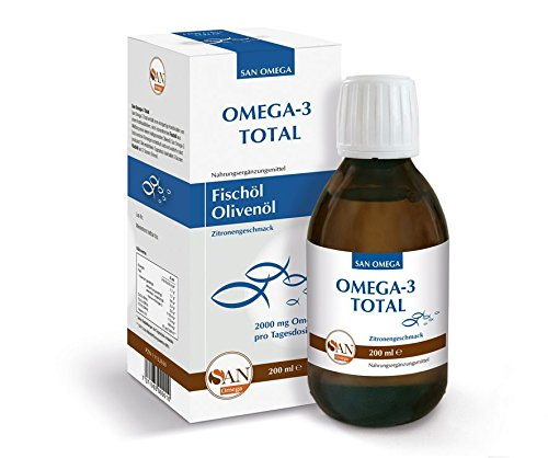 SAN Omega-3 Total Flüssig, 200 ml