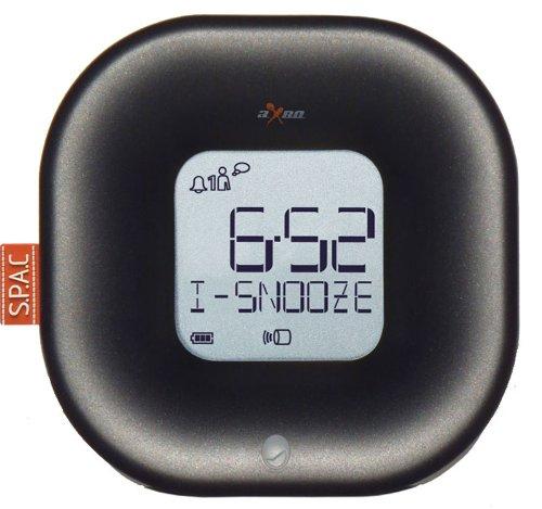 Axbo Couple-Alarm Clocks (Carbon, Metallic)