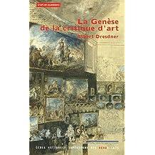 La genèse de la critique d'art