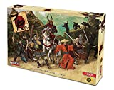 Image for board game Don't Panic Games 7 Ronin GAME1043 Board Game French Version