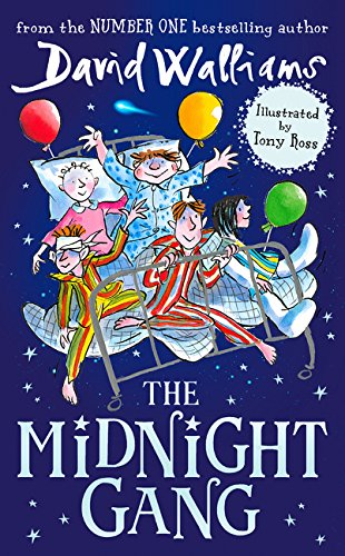 The Midnight Gang por David Walliams