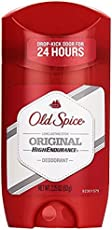 Old Spice High Endurance Deodorant Long Lasting Stick, Original Scent, 63g