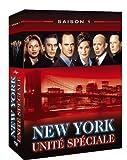 New York, unité spéciale : L'Intégrale Saison 1 - Coffret 6 DVD