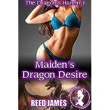 Maiden's Dragon Desire (The Dragon's Harem 1) (English Edition)