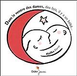 Dans le ventre des dames, des fois, il y a un bébé ... dans le ventre des dames , des fois, il n'y a pas de bébé ... / illustré et écrit par Malika Doray | Doray, Malika. Auteur