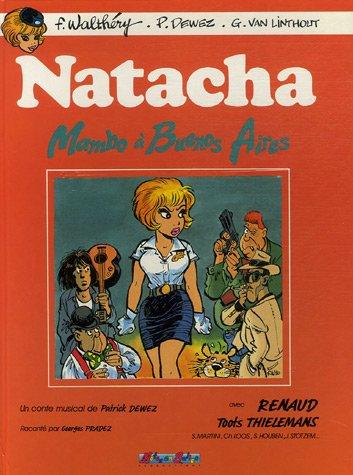 Natacha : Mambo à Buenos Aires (1CD audio)