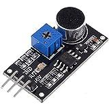 LM393 Sensor módulo de Sensor de sonido sistema de sonido de micrófono para Arduino 4V-6V