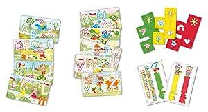 Play maíz 160246-Card Set Fun to Learn ABC, Juego de Manualidades