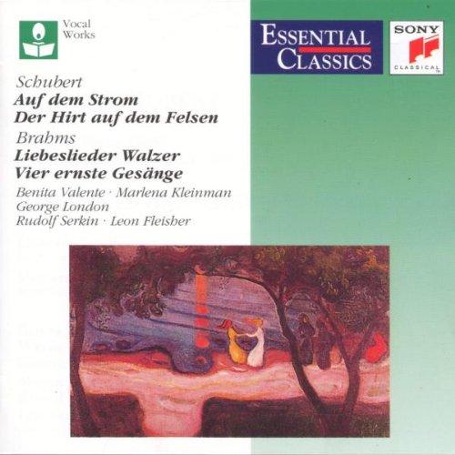Schubert: Auf dem Strom / Brahms: Liebeslieder Walzer