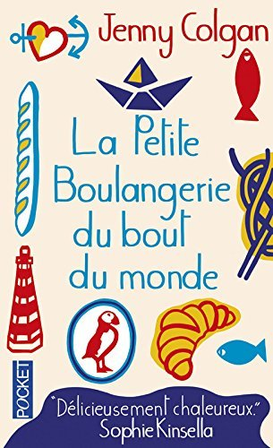 La petite boulangerie du bout du monde by Jenny Colgan (2016-01-07)