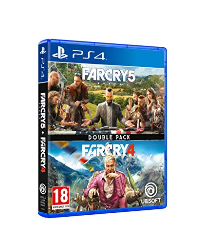 Foto Compilation: Far Cry 4 + Far Cry 5 - PlayStation 4