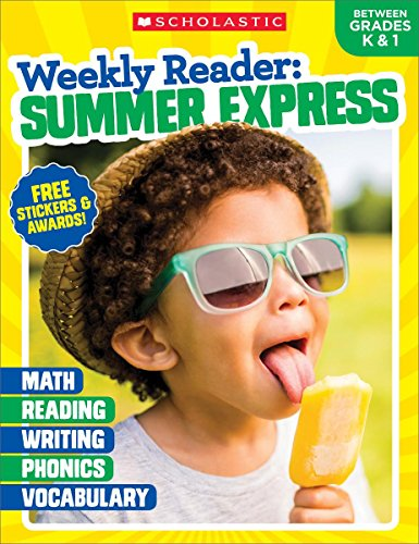 r Express (Between Grades K & 1) Workbook ()