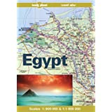 Egypt travel atlas (Lonely Planet Travel Atlas)