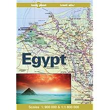 Egypt travel atlas (Lonely Planet Travel Atlas)