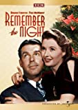 Remember the Night [Import USA Zone 1]