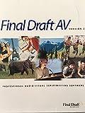 Final Draft AV 2 (PC/Mac)