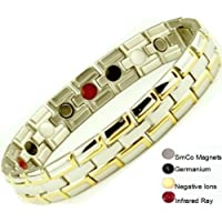 Have one to Sattel. Sell it yourself Stainless Magnetic Fir Energy Germanium BALANCE Power Bracelet Health 10cm... preisvergleich bei billige-tabletten.eu
