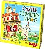 HABA 303993 - Schloss Kletterfrosch - 3D Memory-Spiel für Kinder, Spiele für 5 Jahre Alt