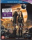 Jupiter Ascending 3D [Combo : Bluray 3D + Bluray 2D + Digital...