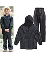 REGATTA KIDS WATERPROOF JACKET & TROUSERS SUIT BOYS OR GIRLS