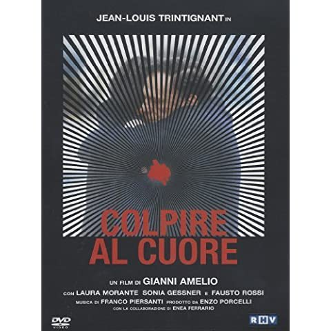 Blow to the Heart ( Colpire al cuore ) [ NON-USA FORMAT, PAL, Reg.0 Import - Italy ] by Jean-Louis Trintignant