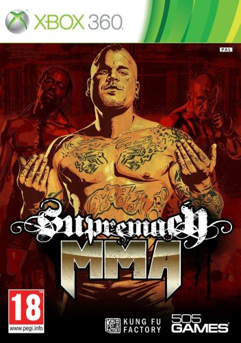 [UK-Import]Supremacy MMA Game XBOX 360 (Xbox Spiele Mma 360)
