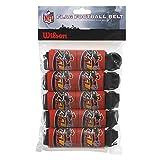 Wilson Flag Football Belt American Football Accessories - Red