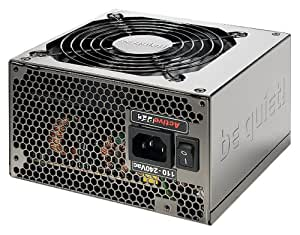 BeQuiet BQT E6-400W Straight Power 400 Watts 80 Plus Alimentation pour PC