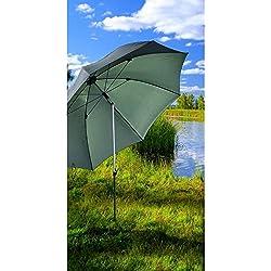Balzer Parapluie Pêche - Ombrelle Basique 2,20m