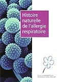 Histoire naturelle de l'allergie respiratoire