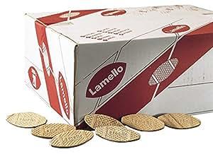 Hausmarke - Linguette in legno di faggio, tipo biscotti, spessore 4 mm, Lamello 20, dimensioni 56 x 23 x 4 , resistenza voltaggio: 1000