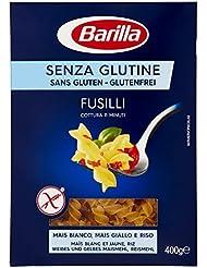 Barilla Fusilli senza Glutine - 400 gr