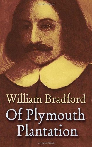 Of Plymouth Plantation (Dover Books on Americana) by Governor William Bradford (26-Jan-2007) Paperback