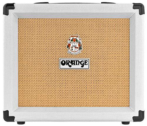 d01ba995b48 Amplificador combo para guitarra Orange COMBO CRUSH 20 LTD WH